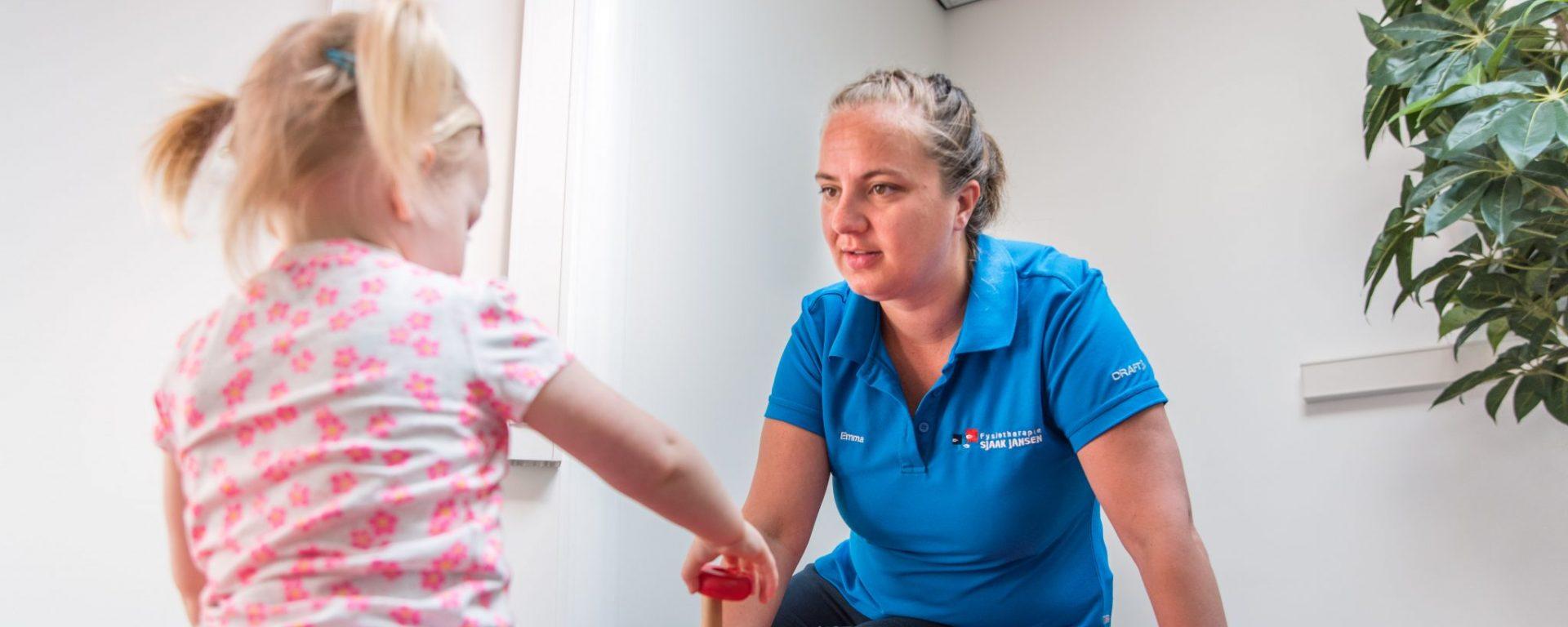 Kinderfysiotherapie
