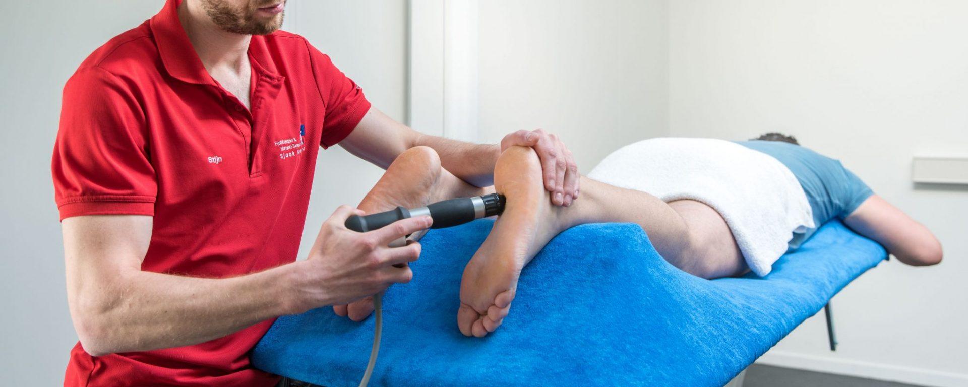 Shockwave therapie